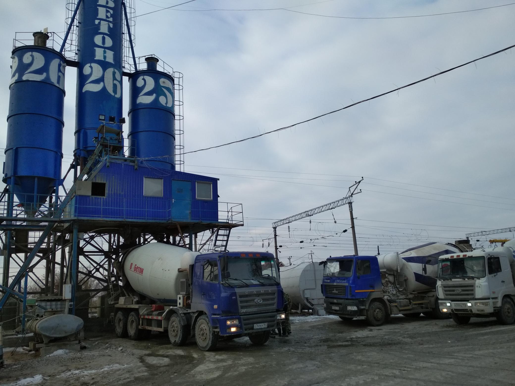Порт бетон вистино купить бетон м200 в омске