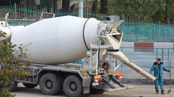 Засыхание бетона пропорция для изготовления цементного раствора